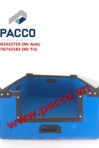 Thùng nhựa danpla không đậy Pacco PP03 - 01