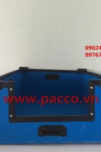 Thùng nhựa danpla không đậy Pacco PP03 -02